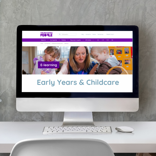 E-learning - Early Years & Childcare thumbnail image