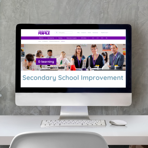 E-learning - Secondary School Improvement thumbnail image