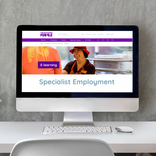 E-learning - Specialist Employment thumbnail image