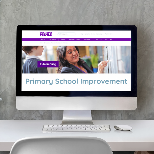 E-learning - Primary School Improvement thumbnail image