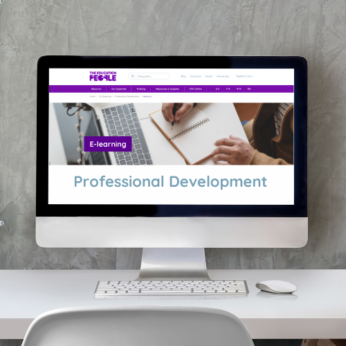 E-learning - Professional Development thumbnail image