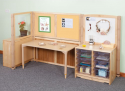 Community Playthings Learning Station