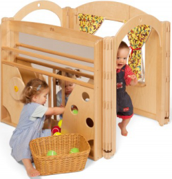 Activity Cube (Community Playthings)