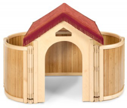 Hedgehog Cottage (Community Playthings)
