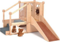Sand Dune with Slide (Community Playthings)